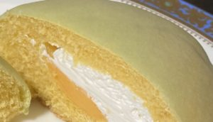 セブンイレブン購入「メロンクリームパン」